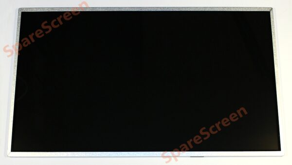Front view of laptop screen 15.6 inch CCFL 30pin 1366x768 HD